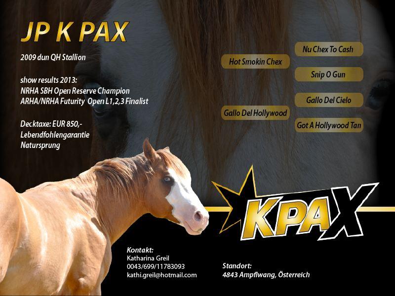 Setcard JP K Pax