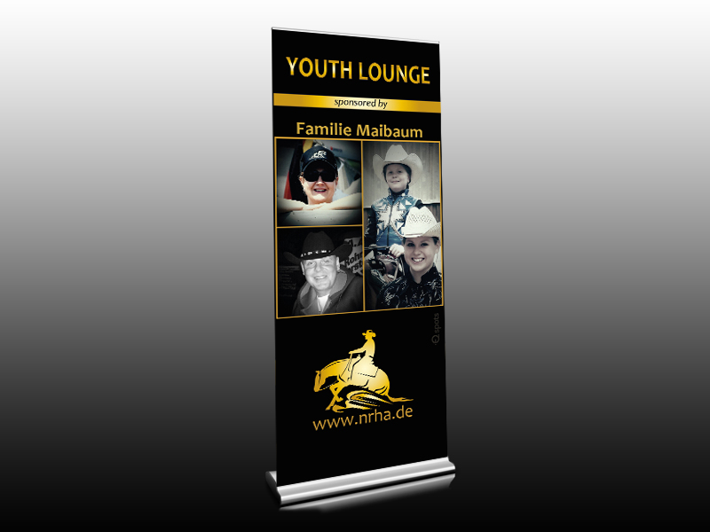 Roll Up Youth Lounge – NRHA Breeders Derby 2016