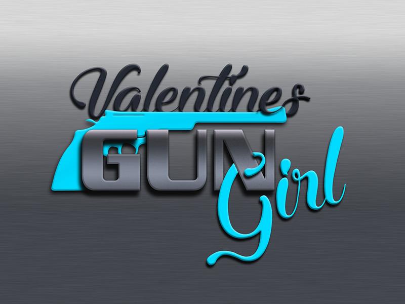 Valentines Gun Girl